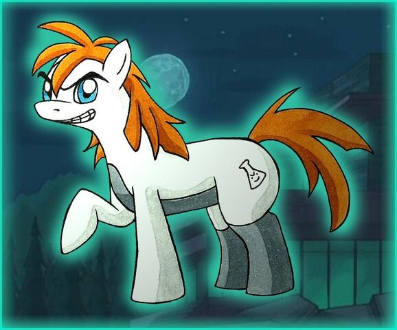 File:Doctor Doofenshmirtz pony, by Foxbeast.jpg