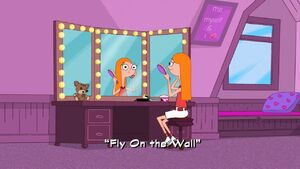 Fly On the Wall title card