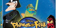 Phineas and Ferb: Star Wars (DVD)