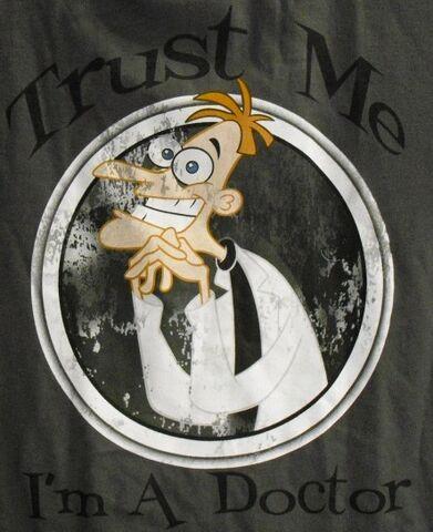 File:Trust Me, I'm A Doctor t-shirt.jpg