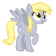 Derpy hooves vector by durpy-d4bwgwf