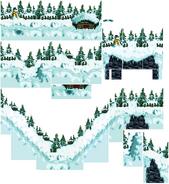 DKC3 - Snow