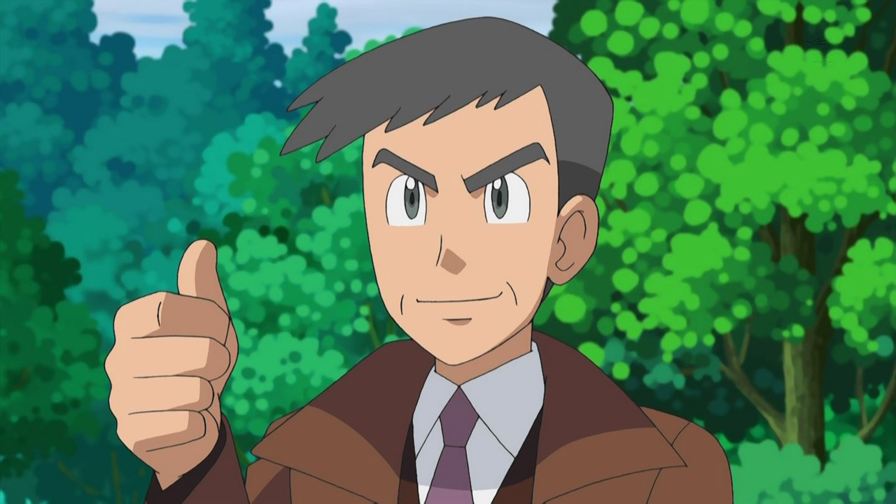 Resultado de imagem para looker pokemon