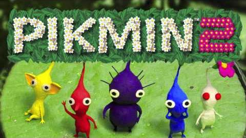 Pikmin 2 Music - Tane no Uta