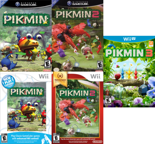 File:All Pikmin Box Art.png