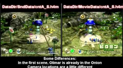 Pikmin Beta Demo Movie