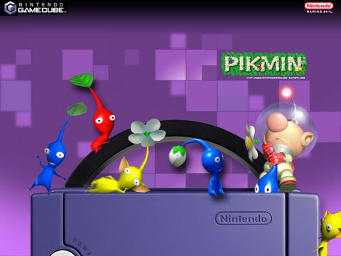 File:A gamecube with Pikmin.jpg