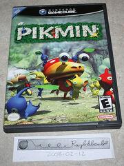 Pikmin 1 Box Art
