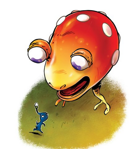 File:Pikmin3Bulborb.png