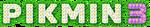 Pikmin3 logo E3