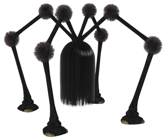 File:Shaggy long legs (black).png