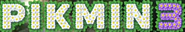 Pikmin 3 logo