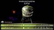Indomitable CPU