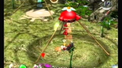 Pikmin - Fireworks Easter Egg Tutorial