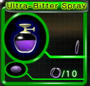 Ultra-Bitter Spray