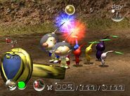 Pikmin 2 Beta treasure