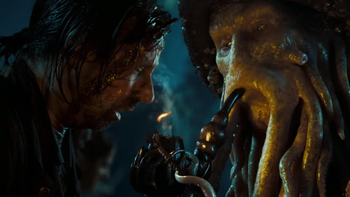 Davy Jones Smoking DMC