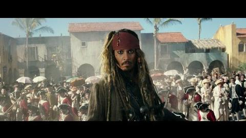 Pirates of the Caribbean Dead Men Tell No Tales Trailer