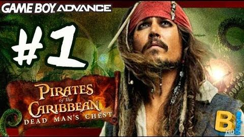 Pirates of the Caribbean Dead Man Chest Part 1