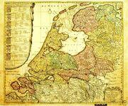 Holland map