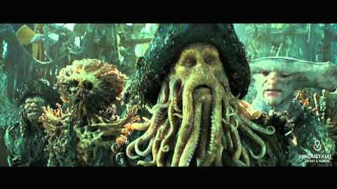 ILM - Animating Davy Jones and Crew for Pirates 3