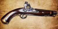 Hector Barbossa's privateer pistol