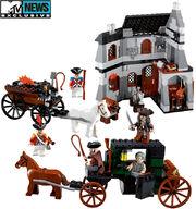Legopirates london escape