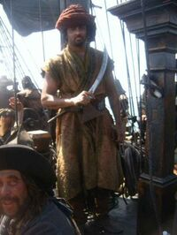 Wali Razaqi pirate