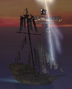 Ghost ship French