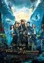 Pirates of the Caribbean Salazar's Revenge (UK) Poster 2