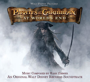 Pirates of the Caribbean- At World's End Soundtrack Cover