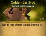 GoldenEarStud