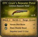 EITC Grunt's Repeater Pistol
