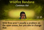 Wildfire Bandana Femal