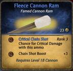 Fleece Ram