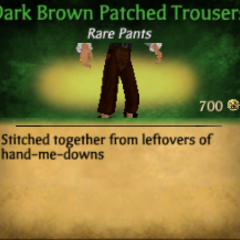 Dark Brown <a href=