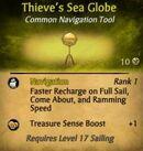 Thieve's Sea Globe