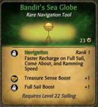 Banditsseaglobe