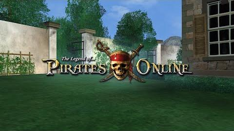 The Legend of Pirates Online- Progress Update - Islands, Multiplayer Interaction and More!