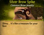 SilverBrowSpike