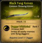 Black Fang Knives