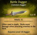 BattleDagger