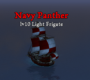Navy Panther