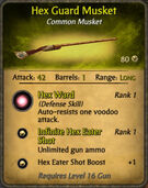 Hex Guard Musket 2010-11-15