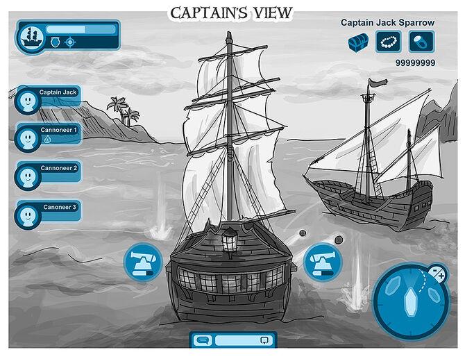 Ui potc captain large