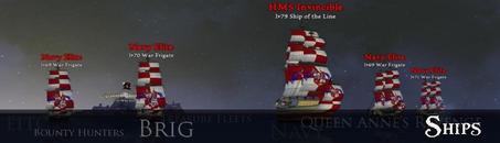 Slider Ships