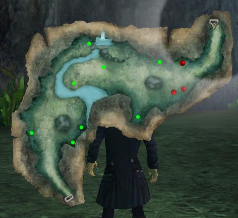 Cutthroat Jungle digmap