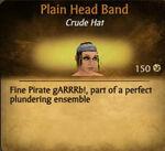 F Head Band variations