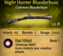 Night Hunter Blunderbuss