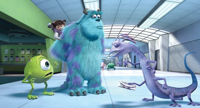 File:Mike, Sulley, Boo (Mary), and Randall.jpg
